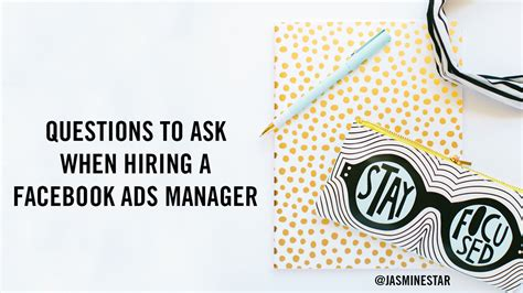Hiring A Manager Questions Questions To Ask When Hiring A Ads Manager