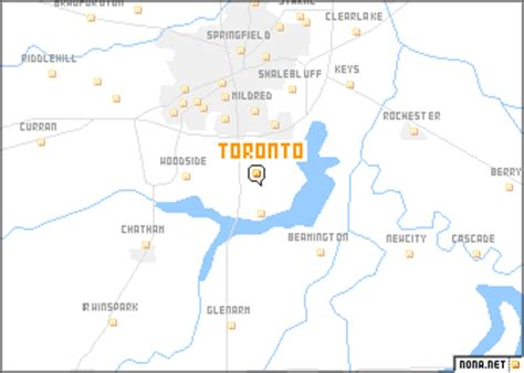america map toronto toronto usa map my