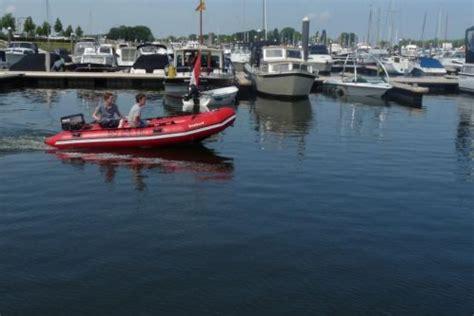 rubberboot met motor 25 pk bombard rubber boot 4 20 m met prima yamaha motor 25 pk