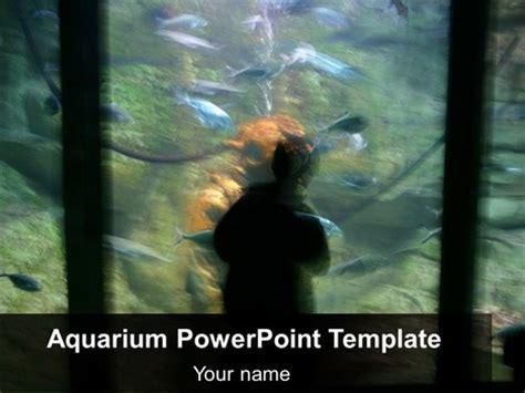 Aquarium Template Aquarium Ppt Templates Free