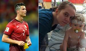 younger hair after brain surgery is cristiano ronaldo s zig zag haircut a tribute to brain