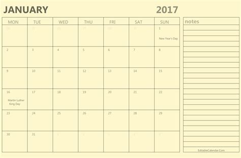 printable calendar 2017 no download printable 2017 calendar printable for free download