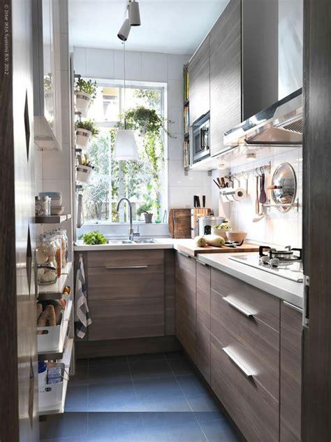 la piccola cucina come arredare una piccola cucina 25 idee pratiche e di