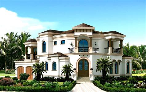House Plan 71505 At Familyhomeplans Com Mediterranean House Plans Front Porch