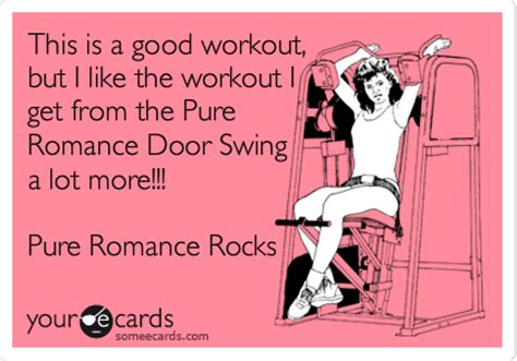 pure romance swing this is a good workout but i like the workout i get from