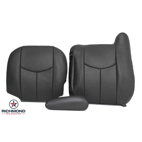 2007 silverado leather seat covers 2003 2007 chevy silverado lt ls z71 leather seat covers