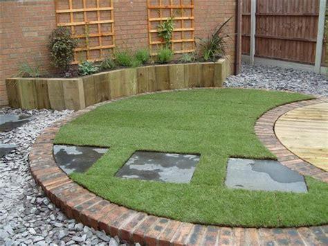 contemporary circular garden design your dream home