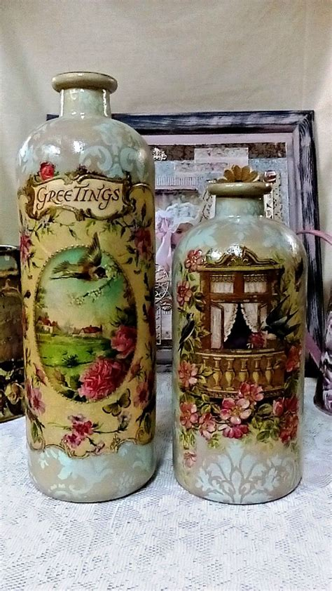 Decoupage On Glass - 25 best ideas about decoupage glass on