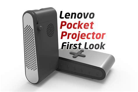 Lenovo Pocket lenovo pocket projector look tech arp