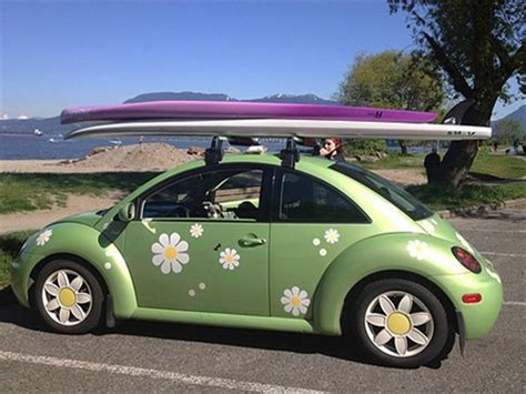 volkswagen beetle flower volkswagen beetle with flower stickers ideas for my pink