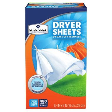 coolest fabric for sheets member s mark fabric softener sheets 480 ct sam s club