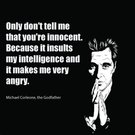 the godfather's quotes for whatsapp: images and text