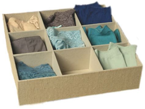 Sock Dividers For Drawers by Sock Drawer Organizer In Closet Drawer Organizers