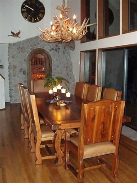 dining tables cabin tables lodge dining tables