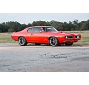 1969 Pontiac Gto Side Pro Photo 14