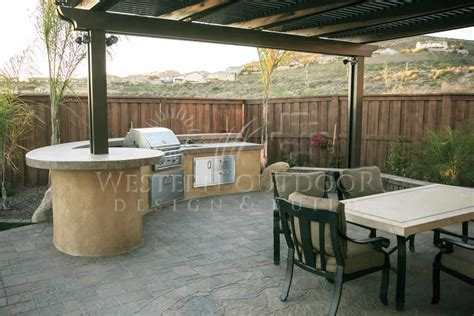 Island Patio by Patio Barbeque Island Outdoor Lifestyle Alumawood