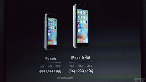 iphone  release date september  prices start      gb  verge