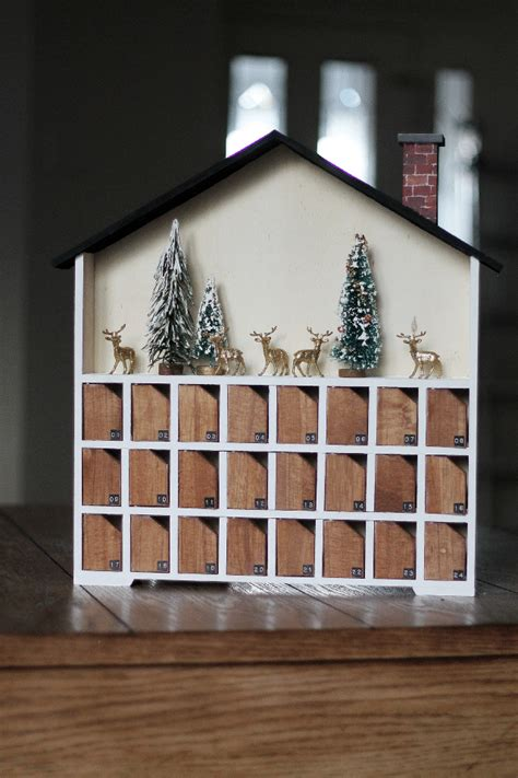 Handmade Advent Calendar Ideas - our advent calendar ideas chris