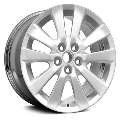 2010 Toyota Corolla Lug Pattern Replace 174 Toyota Corolla Sedan 2010 16 Quot Remanufactured 10