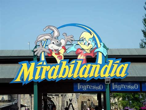 mirabilandia prezzi d ingresso parchi di divertimento e social media marketing l