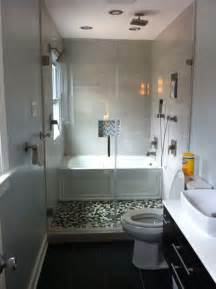 Small Narrow Bathroom Ideas Narrow Bathroom Bathroom Ideas Shower Tiles Tub Shower Combo And Bathroom Tubs