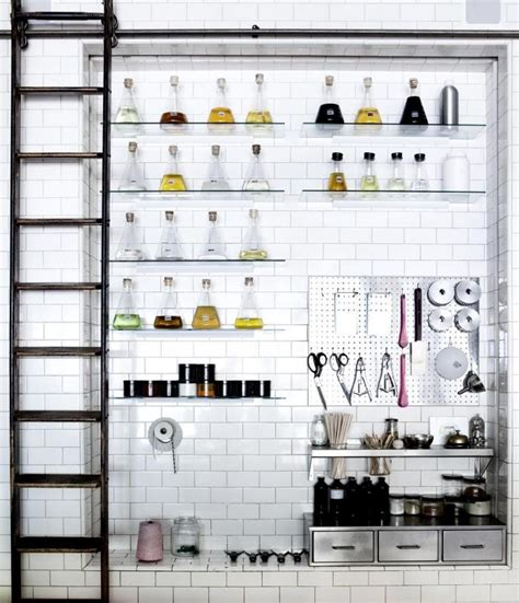 Rolling Pantry Ladder by 5 Favorites Library Ladders In The Kitchen Remodelista