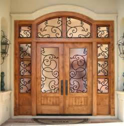 Carved Wood Room Dividers - country french doors mediterranean front doors other metro by doors by decora