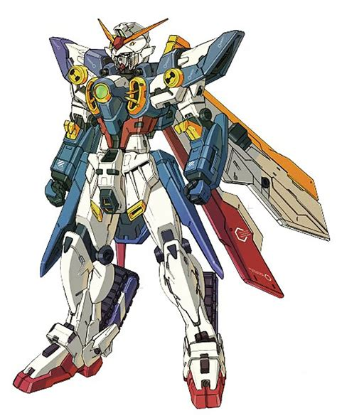 gundam wing gundam gundam digital artwork gundam wing by 倉持キョーリュー