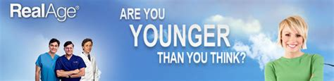 Find Out Your Real Age by Real Age Test Find Out What Your Real Age Is And If You