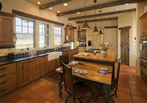 Mexican Kitchen Cabinets by Lynne Barton Bier Rustic Kitchen Denver By Lynne