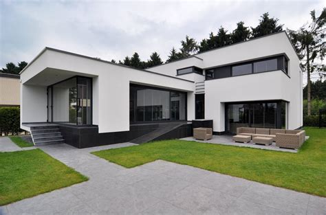 House L House R L By Ckx Architecten 1 Homedsgn