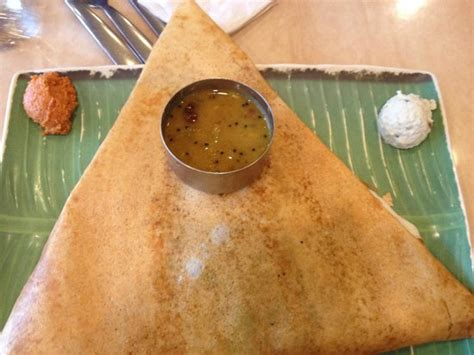 house of dosas a gun powder masala dosa picture of house of dosas vancouver tripadvisor