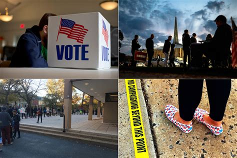 Election Day Woes by Elections Officials Scattered Problems At Polling Places