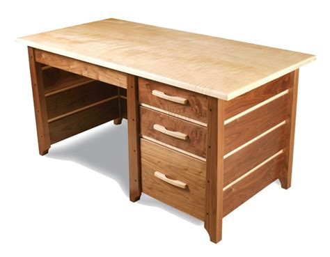 aw extra  log cabin writing desk woodworking