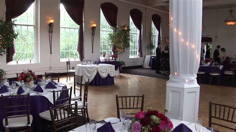 reception scene setting  savage mill greatroom youtube