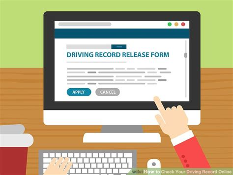 How To Check Your Record 3 Ways To Check Your Driving Record Wikihow