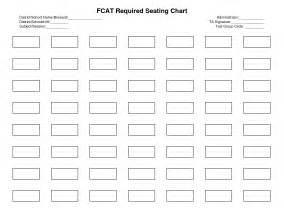 7 best images of classroom seating chart template