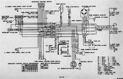 96 honda rebel wiring diagram get free image about