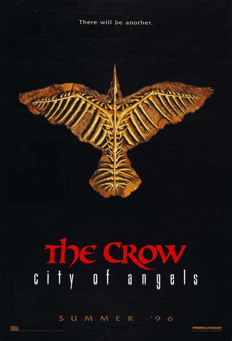 the crow city of angels 1996 imdb the crow city of angels movie posters from movie poster shop