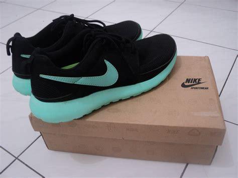 Sepatu Nike Rosherun 48 harga sepatu running nike roshe run black