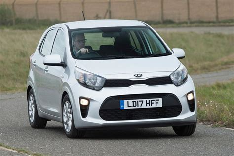 Joint Kia Picanto Hyundai I10 cheapest cars to run in the uk pictures auto express
