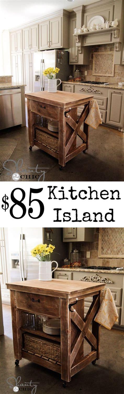 104 best images about diy kitchen on pinterest oak best decor hacks diy kitchen island inspired by pottery