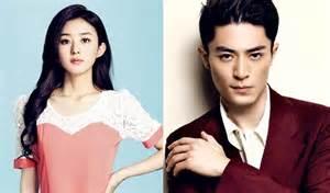 Wallace huo to star opposite zhao li ying in hua qian gu 187 a virtual