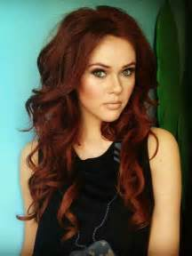 brown reddish hair color the gallery for gt brown hair color