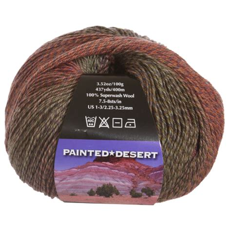 knitting fever knitting fever painted desert yarn 17 desert sands at