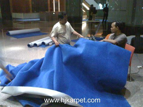 Karpet Gedung pemasangan karpet gedung transtv hjkarpet