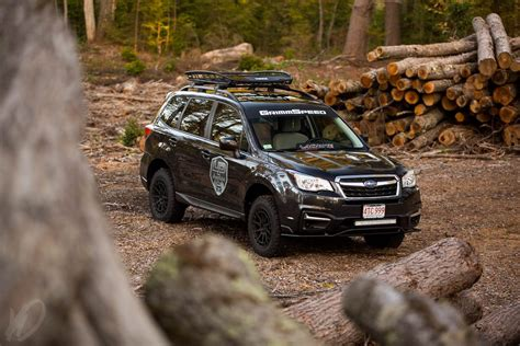 2016 subaru forester lifted forester lift kits gallery ct subaru attention to detail