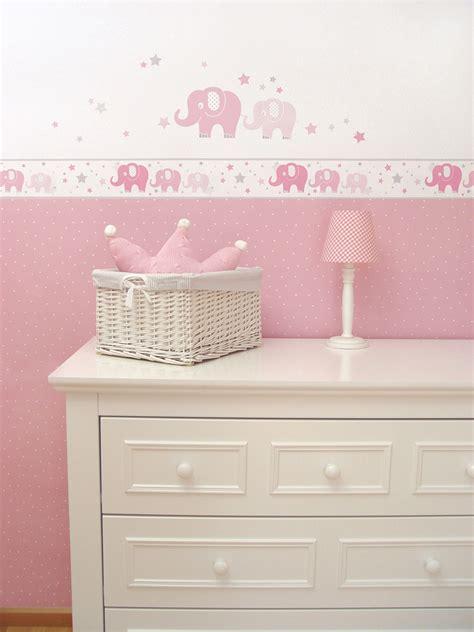 babyzimmer rosa grau dinki balloon kinderzimmer bord 252 re elefanten rosa grau