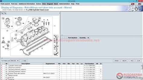 manual repair autos 2004 bmw x3 spare parts catalogs bmw mini rolls royce etk 04 2016 spare parts catalog full instruction auto repair manual