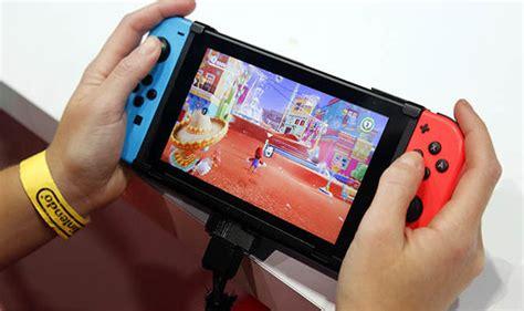 Best Seller Nintendo Switch Neon Garansi Resmi Nintendo Termurah nintendo switch black friday 2017 deals mario odyssey bundles gaming